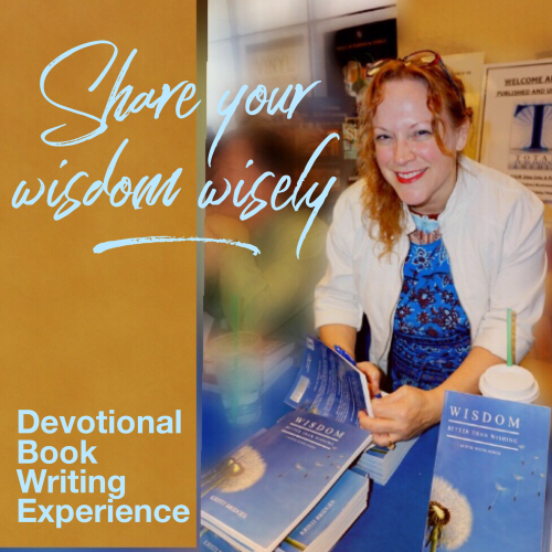 Devotional Book Writing Experience